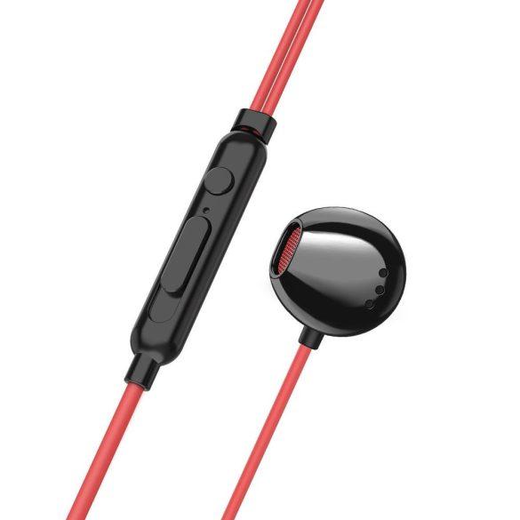 BlitzWolf® AIRAUX AA-HE1 Cuffie auricolari intrauricolari con controllo cablato - Rosso