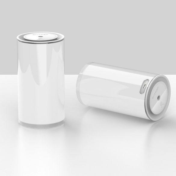BlitzWolf®BW-FUN2 diffusore ad ultrasuoni- 400 ml, durata della batteria di 10 ore, luce bianca