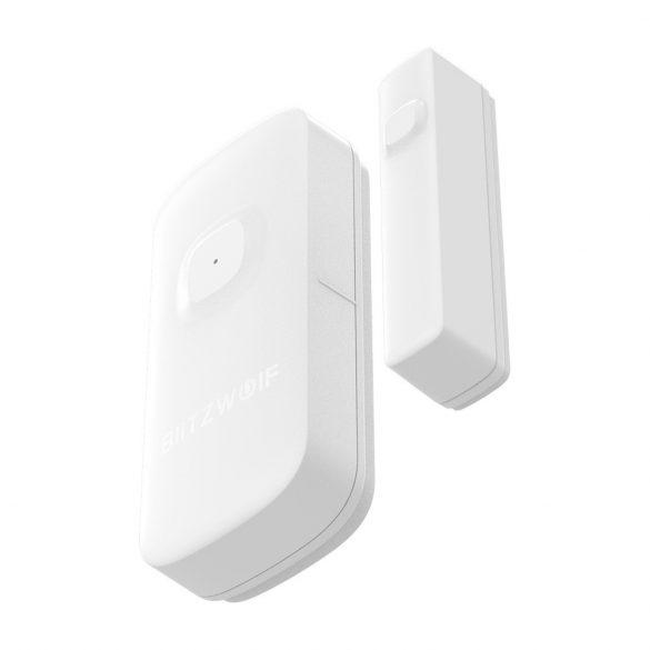 Blitzwolf® BW-IS2 - Senzor de usa/fereastra WiFi Tellur Smart - cu baterie, ZigBee