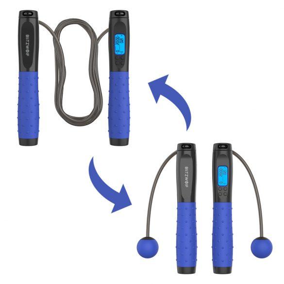 BlitzWolf®BW-JR1 - Corda per saltare digitale con contatore