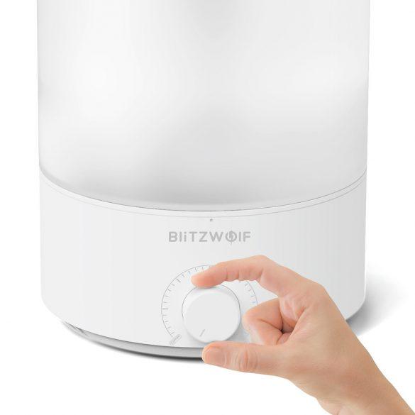 BlitzWolf®BW-SH2 - Diffusore di aromi - Smart  Controllo APP, luce colorata, controllo vocale