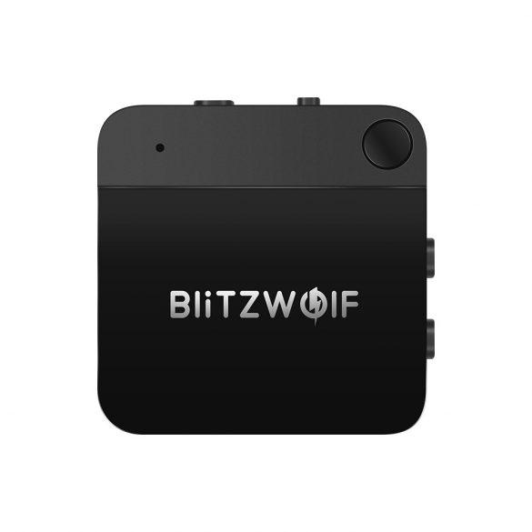 BlitzWolf® BW-BR2 bluetooth V4.1 Trasmettitore ricevitore musicale 3.5mm AUX Adattatore 2 in 1