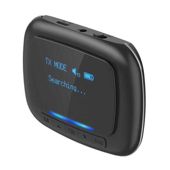 BlitzWolf® BW-BR6 bluetooth V5.0 HD Music Receiver Transmitter Audio adattatore 2 in 1