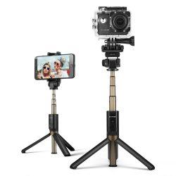 BlitzWolf BW BS3 sport (tripod) selfie stick e supporto per telefono con telecomando