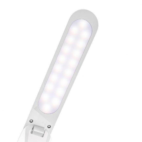 Lampada da scrivania pieghevole BlitzWolf® BW-LT16 con illuminazione ambiente RGB automatica Base Touch Control Lampada da tavolo da comodino regolabile da 200lm