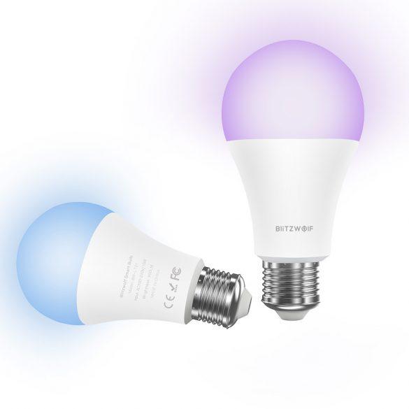 Smart LED Birne - Blitzwolf® BW-LT21 10W, 900lm, E27, App control.