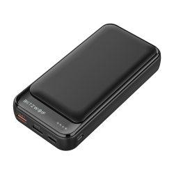 BlitzWolf® BW-P11 Power Bank 20000mAh 18W QC3.0 Dual USB polimero Banca di carica rapida