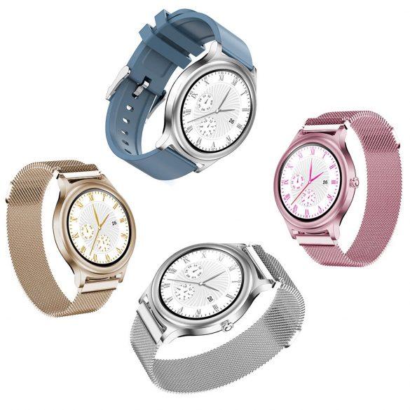 BlitzWolf BW-AH1 oro- Smartwatch touchscreen da donna - Colori: oro