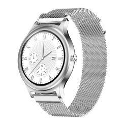 BlitzWolf BW-AH1 silver - Smartwatch touchscreen da donna - Colori: argento