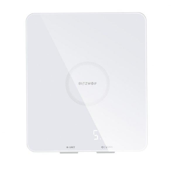 BlitzWolf BW-SC4 - Bilancia da cucina digitale, max 5 kg, precisione fino a 1g