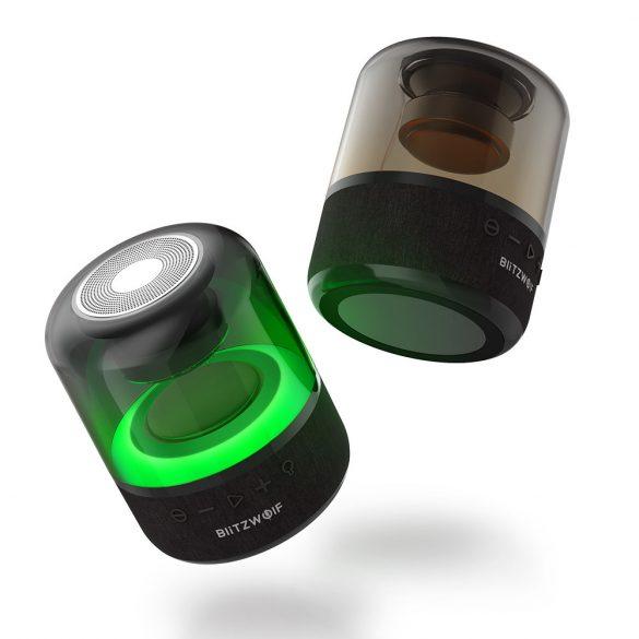Altoparlante retroilluminato Bluetooth BlitzWolf® BW-AS4 Bluetooth, 20 W, 5 ore di riproduzione, bassi potenti