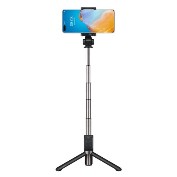 Huawei selfie stick Bluetooth + treppiede - telecomando bluetooth rimovibile con funzioni di commutazione video / immagine dello zoom, max. Lunghezza 640 mm