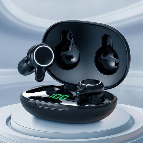 JOYROOM JR T12 - Auricolare wireless bluetooth 5.0, indicatore di carica
