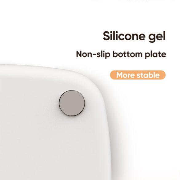 Supporto per telefono da tavolo Joyroom, altezza 260 mm, corpo in alluminio - nero