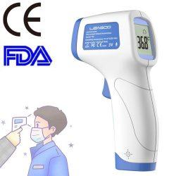 Termometro a infrarossi Leagoo T02 Hetaida, senza contatto