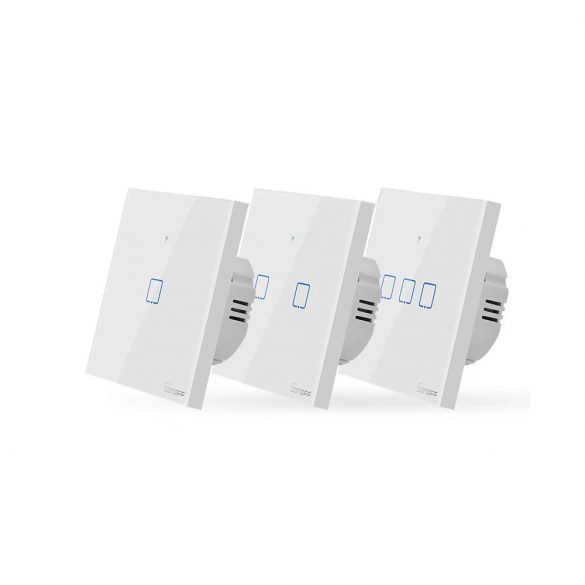 Sonoff® T0 Smart wal switch - può integrarsi con Google Home, Amazon Echo e IFTTT