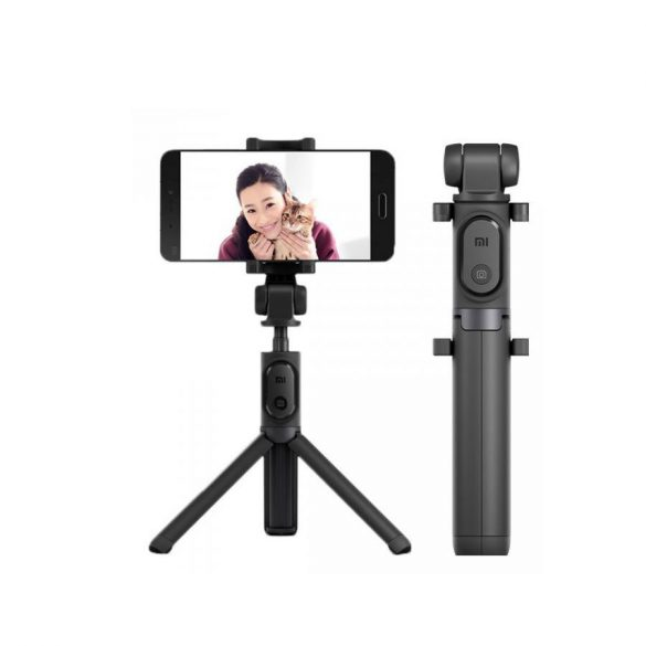 Xiaomi Bluetooth selfie stick + treppiede - telecomando bluetooth rimovibile, max. 50 cm di lunghezza
