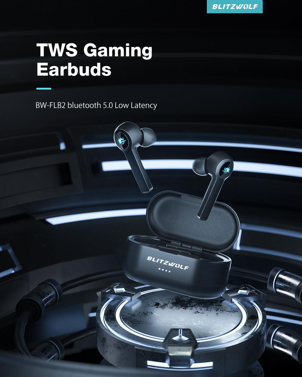 Blitzwolf BW-FLB2 TWS headset